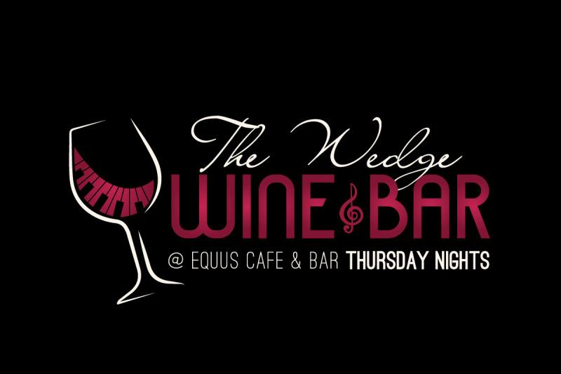 EBBWEC- The Wedge Wine Bar Logo : Jane Telford Creative Design