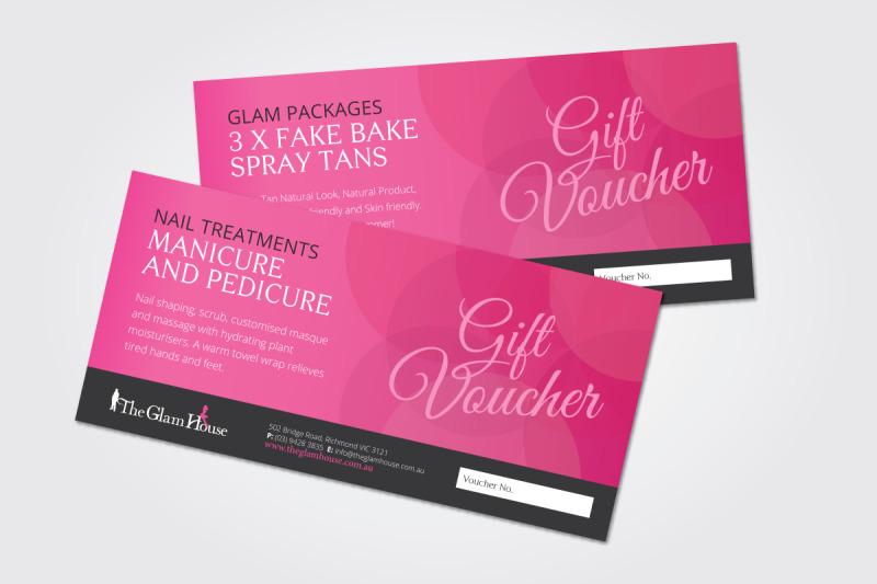 Valentines Day Voucher Design – Voucher Design